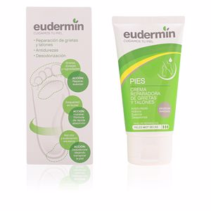 Foot cream & treatments PIES crema reparadora Eudermin