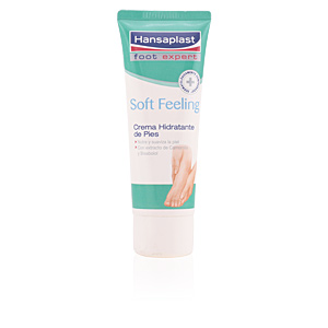 Tratamientos y cremas pies SOFT FEELING foot cream Hansaplast