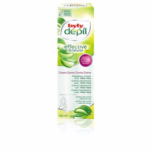 Depilatory cream DEPIL depilatory cream with Aloe Vera Byly