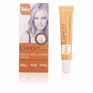 Depilatory cream ACEITES NATURALES crema depilatoria facial Taky