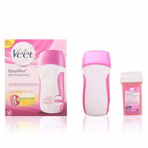 Cera depilatoria EASY WAX roll-on eléctrico Veet