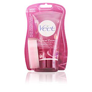 Crème à épiler SUPREM ESSENCE crema ducha depilatoria aceite esencial Veet