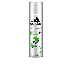 Desodorante COOL & DRY 6 in 1 48H deodorant spray Adidas