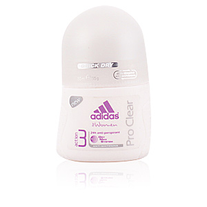 Desodorante WOMAN PRO CLEAR deodorant roll-on Adidas