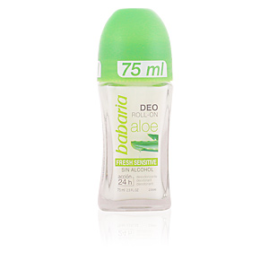 ALOE VERA fresh sensitive desodorante roll-on 75 ml
