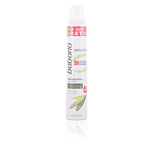 Deodorant OLIVE OIL sensitive deodorant spray Babaria