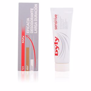Déodorant SENSITIVE SILK deodorant cream long lasting Byly