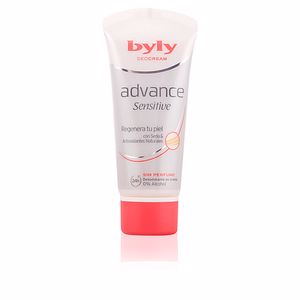 Deodorant ADVANCE SENSITIVE deodoranten cream Byly