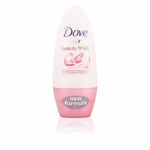 Desodorante BEAUTY FINISH 0% alcohol anti-perspirant roll-on Dove
