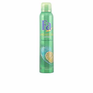 Deodorant LIMONES DEL CARIBE desodorante spray Fa
