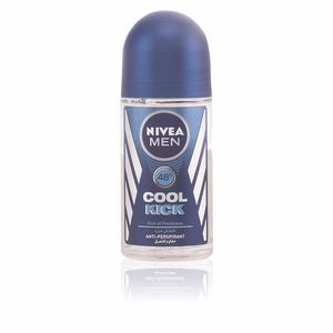 Deodorante MEN COOL KICK anti-perspirant roll-on Nivea