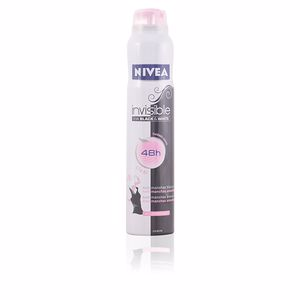 Desodorante INVISIBLE BLACK & WHITE anti-transpirante spray clear Nivea
