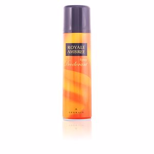 Desodorante ROYALE AMBREE deodorant spray Royale Ambree