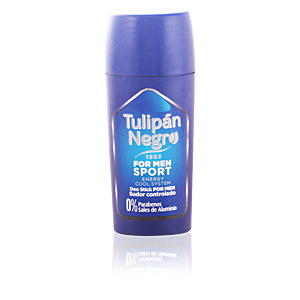 TULIPAN NEGRO FOR MEN SPORT deodorant stick 75 ml
