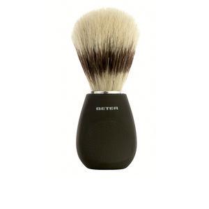 Shaving Brush BROCHA DE AFEITAR mango negro cerda de caballo Beter