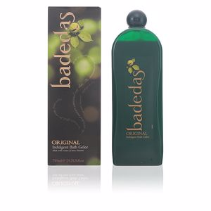 Shower gel ORIGINAL gel indulgent Badedas