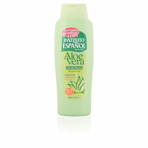 Shower gel ALOE VERA gel de ducha Instituto Español