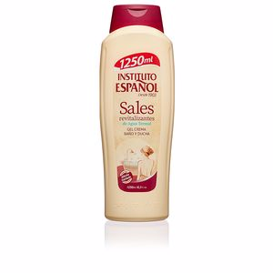 Shower gel SALES REVITALIZANTES gel crema Instituto Español