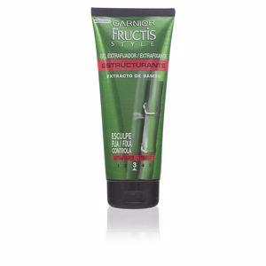 Producto de peinado FRUCTIS STYLE ESTRUCTURANTE gel fijador Garnier