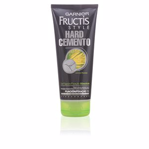 Hair styling product FRUCTIS STYLE HARD CEMENTO gel fijación absoluta Garnier