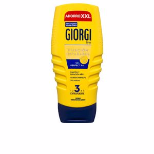 Hair styling product PERFECT FIX gel fijador extrafuerte nº3 Giorgi