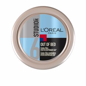 Hair styling product STUDIO LINE out of bed cream nº5 L'Oréal París