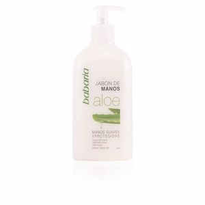 Hand soap ALOE VERA liquid hand soap Babaria