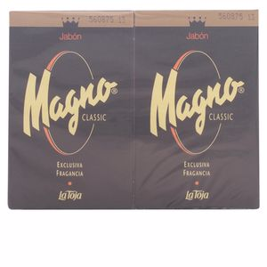 Seife JABON MANOS CLASSIC 125 GR SET Magno