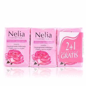 Hand soap AGUA DE ROSAS SOAP SET Nelia