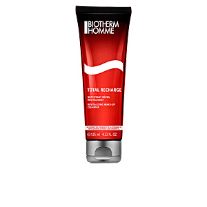 Facial cleanser HOMME TOTAL RECHARGE cleanser Biotherm