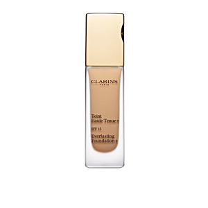 Foundation makeup TEINT HAUTE TENUE + SPF15 Clarins