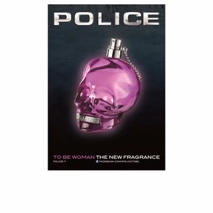 Police TO BE WOMAN  perfum