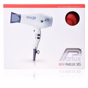 Secador de pelo HAIR DRYER 385 powerlight ionic & ceramic red Parlux