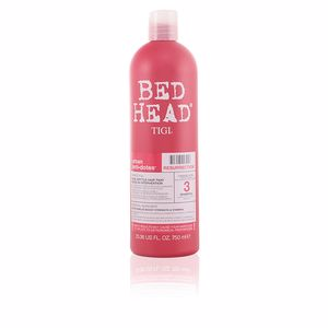 Champú antirrotura - Champú hidratante BED HEAD urban anti-dotes resurrection shampoo Tigi