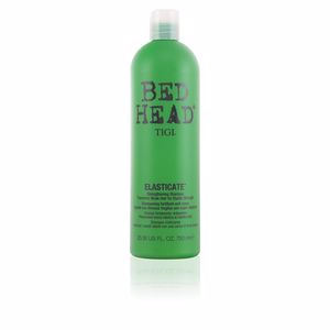 Shampoo for shiny hair - Detangling shampoo BED HEAD ELASTICATE shampoo Tigi