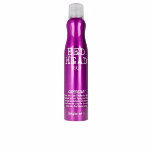 Producto de peinado BED HEAD SUPERSTAR queen for a day thickening spray Tigi