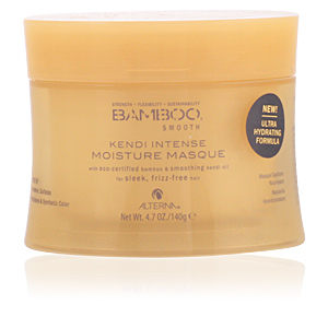 Mascarilla reparadora BAMBOO SMOOTH kendi intense moisture masque Alterna