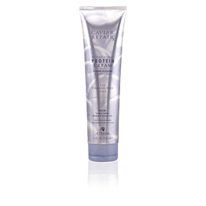 Hair moisturizer treatment CAVIAR REPAIRX re-texturizing protein cream Alterna