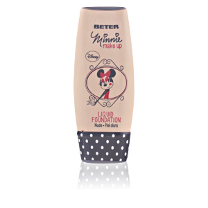 Fondation de maquillage MINNIE liquid foundation Beter