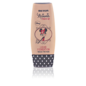 Base maquiagem MINNIE liquid foundation Beter