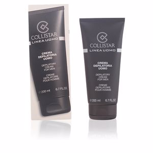 Enthaarungscreme LINEA UOMO depilatory cream for men Collistar