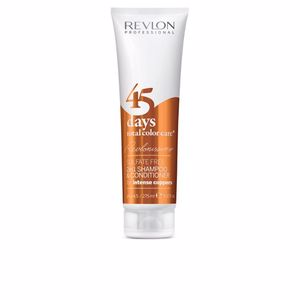 Conditioner for colored hair 24 DAYS 2in1 shampoo & conditioner for intense coppers Revlon