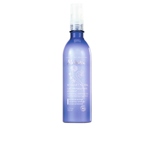 Make-up remover FLORAL leche desmaquillante Melvita