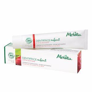 Toothpaste ESENCIALES pasta dientes niños Melvita