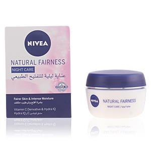 NATURAL FAIRNESS  night cream 50 ml