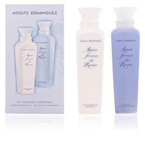 Adolfo dominguez agua fresca de rosas cuidado corporal for Adolfo dominguez neceser