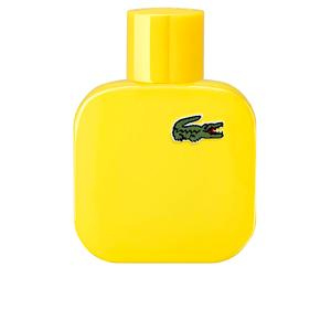 EAU DE LACOSTE L.12.12 JAUNE POUR HOMME eau de toilette vaporizador 50 ml