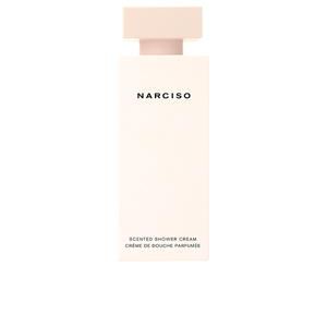 Shower gel NARCISO scented shower cream Narciso Rodriguez