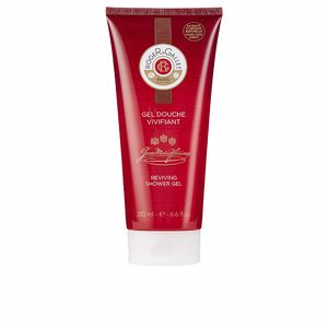 Gel de banho JEAN-MARIE FARINA fresh shower gel reviving Roger & Gallet