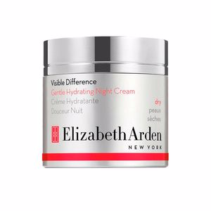 Face moisturizer VISIBLE DIFFERENCE gentle hydrating night cream Elizabeth Arden